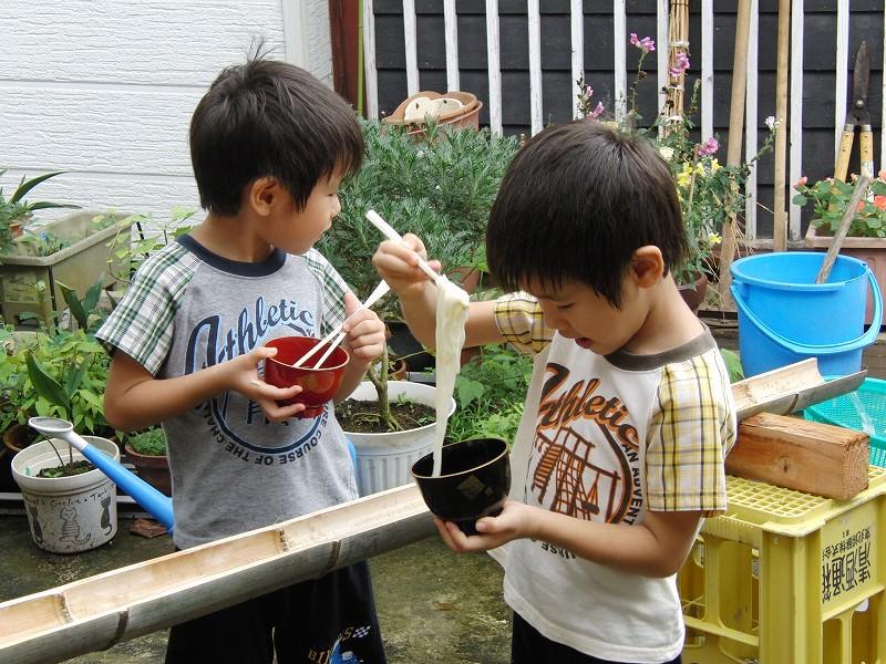 夏の風物詩!長崎で楽しめる!おすすめ流しそうめんスポット6選!