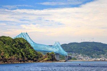 平戸の聖地と集落②【中江ノ島】