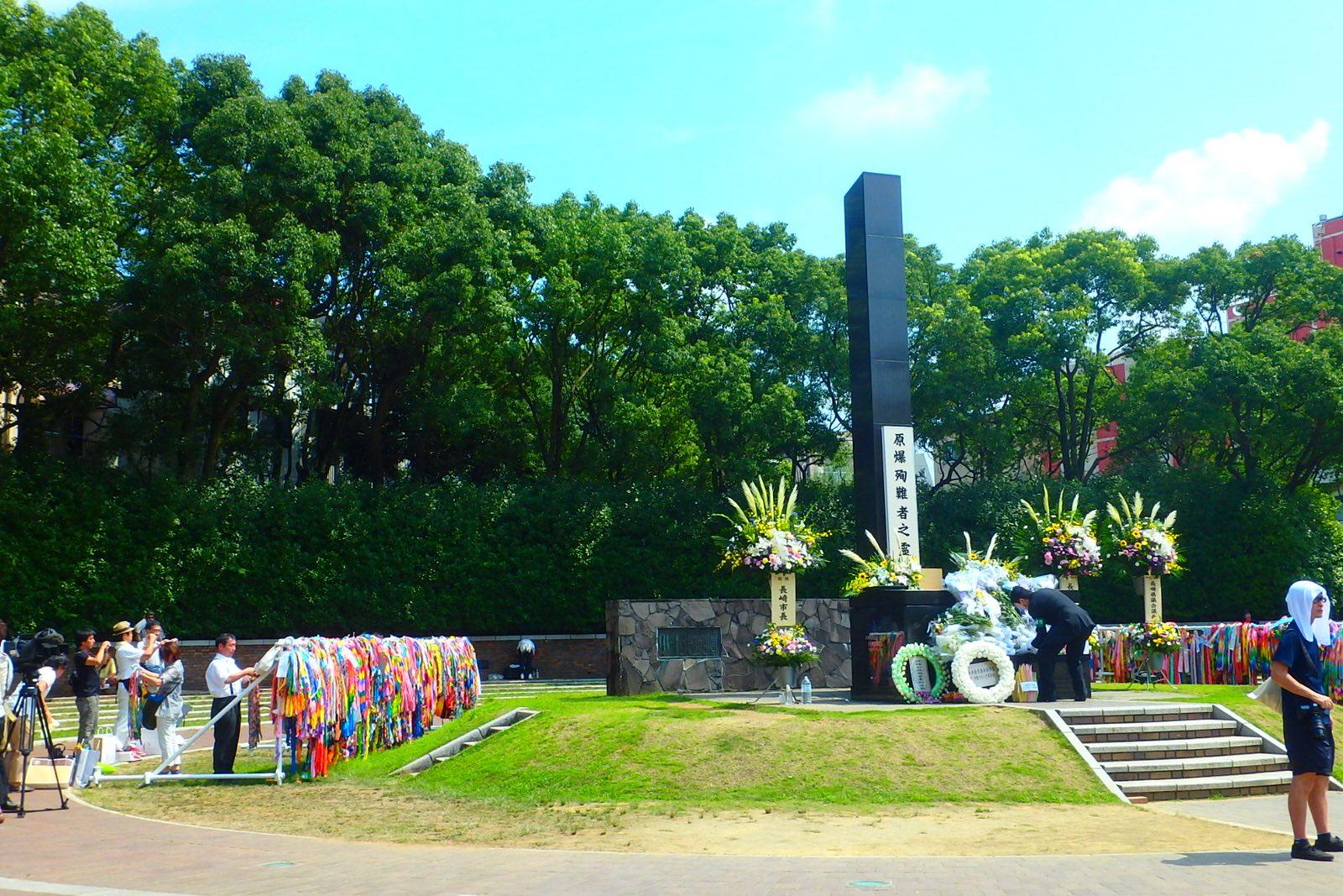 ながさーち版【平和ツーリズム】半日でまわれる長崎の平和・原爆関連スポットを歩いてみた
