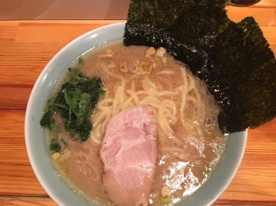 長崎唯一の横浜・家系らーめん「政」が大好きです。