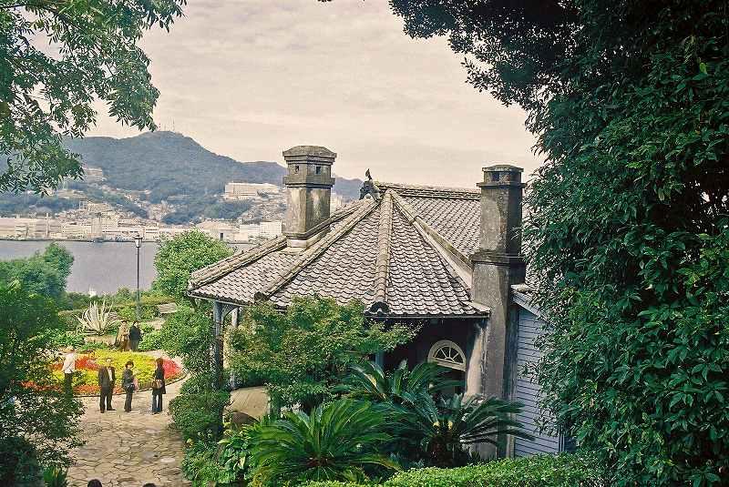長崎を代表する観光名所・世界遺産のグラバー園みどころまとめ|トーマスグラバー邸はどれ?