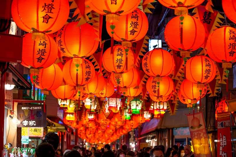 長崎ランタンフェスティバルで絶対に行くべき絶景おすすめ定番スポット5選