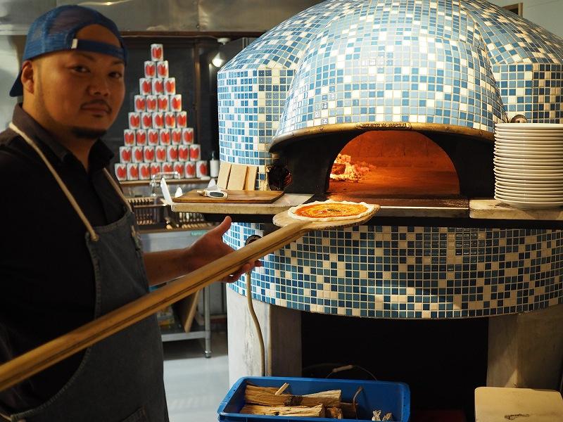 本格ピザ窯で焼く壱岐のピッツァ専門店Pizzeria Pottoは「生地」が格別に美味しい!