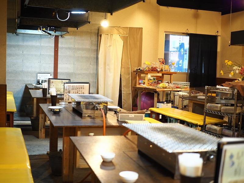 長崎・銅座の街なかで牡蠣焼き!?「おいんち」の牡蠣パが楽しい♪