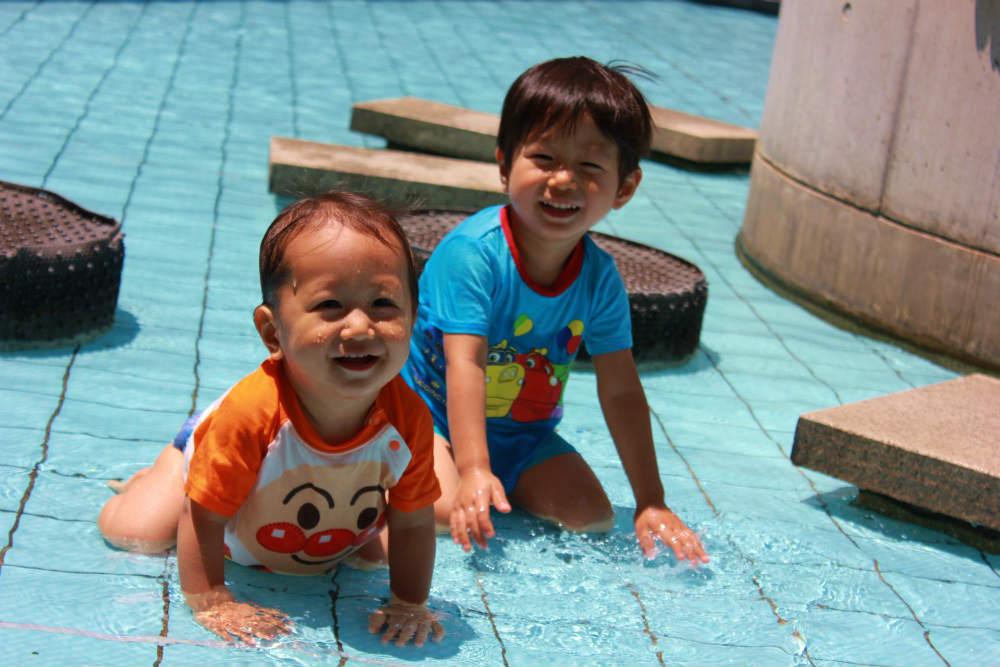 あつーい夏は、プールで楽しもう!子どもプールがある施設6選【長崎県】