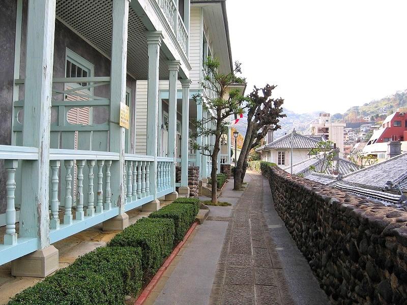東山手洋風住宅群(7棟)には現在何があるの?歴史やみどころをご紹介します!