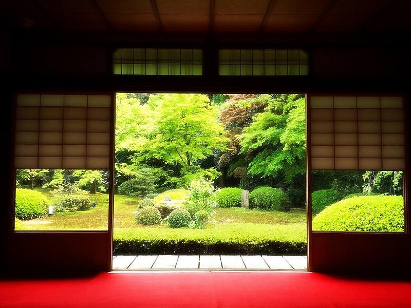 長崎の史跡・心田庵の歴史!20日間だけ一般公開される貴重な風景はどんな所?