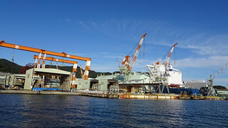 100年以上現役のドック!長崎造船所にある世界遺産「第三船渠」ってどんな所?