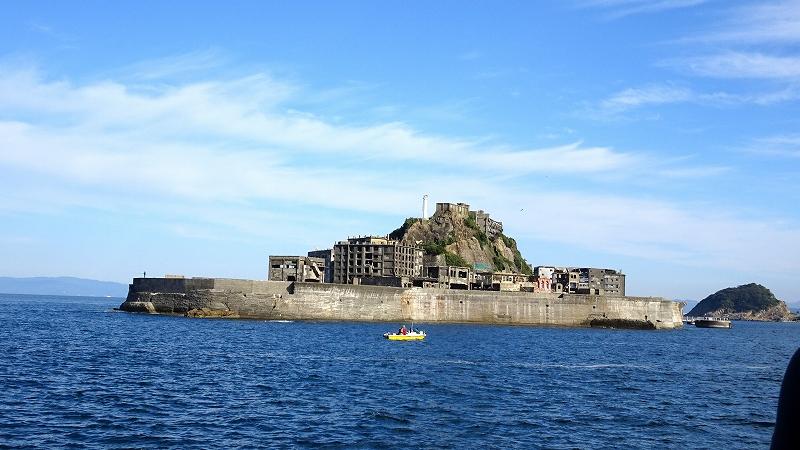 世界No.1の人口密度だった軍艦島!長崎にある世界遺産・端島炭鉱の歴史!