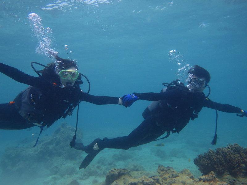 【未経験・初心者OK】長崎市内で体験ダイビングができるスポット4選!
