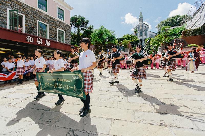 9/16(土)、17(日)は居留地まつり!長崎を代表する観光地エリアで様々なイベントが開催予定!