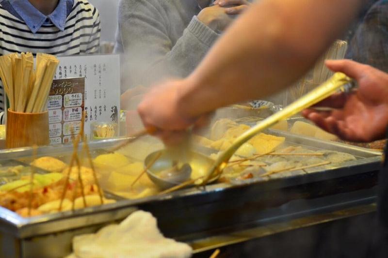 長崎市内にある「おでん専門店」と「おでんメニューも人気」のお店7選