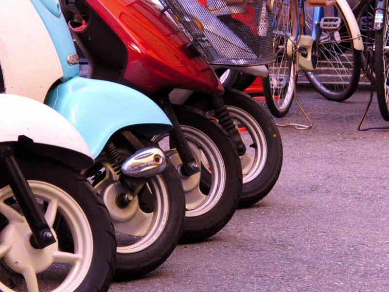 【長崎市】浜町アーケード周辺のバイク・駐輪場情報