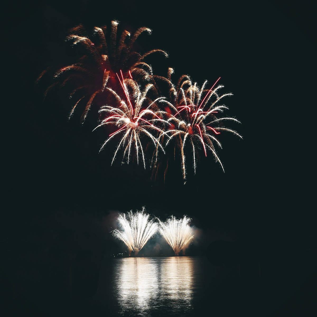 2018ながさきみなとまつりオススメ打ち上げ花火スポット