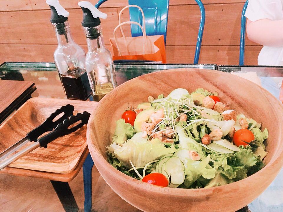 いろいろな野菜を堪能♡GREEN DECORATE- Botanical Garden