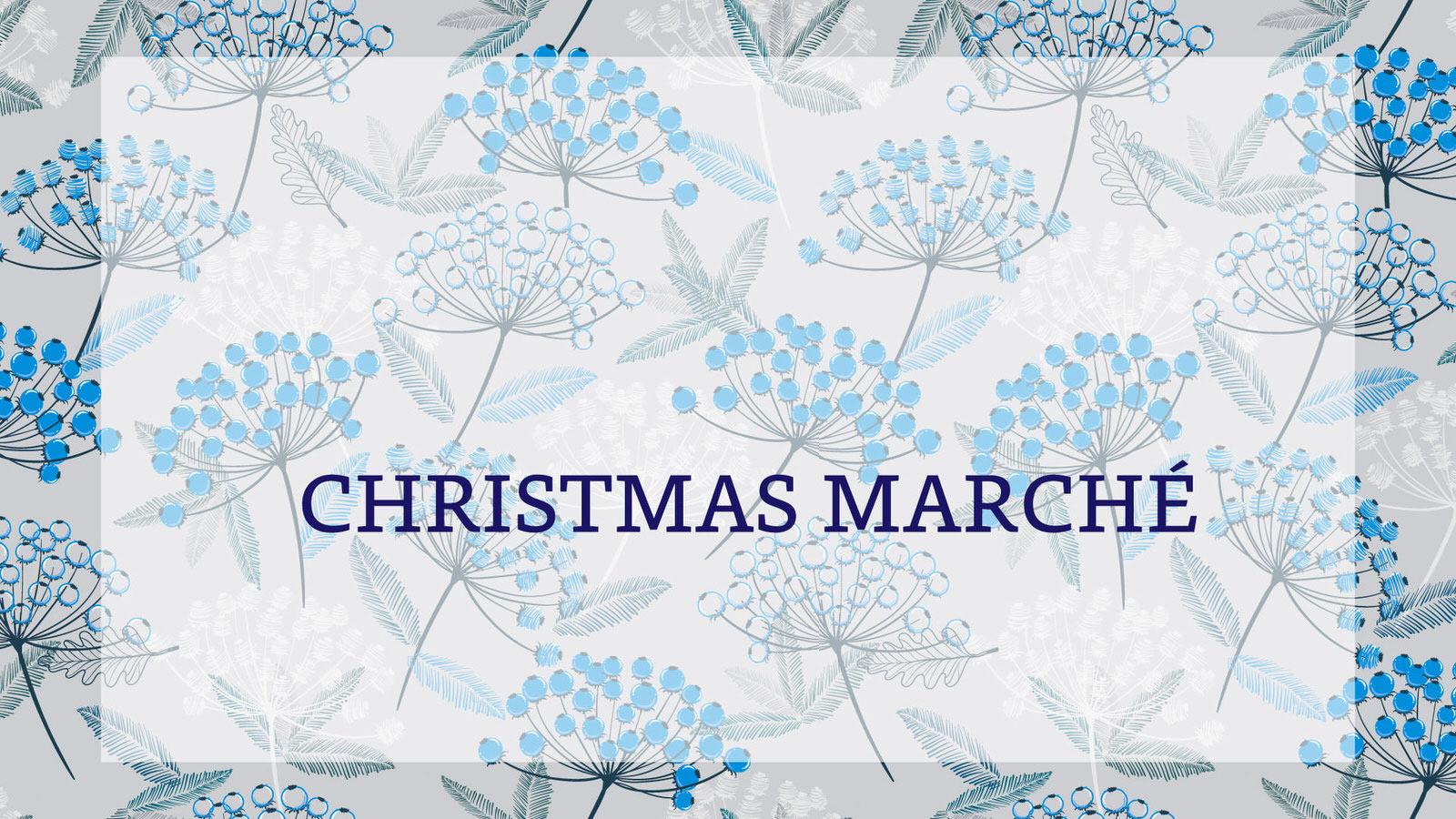 ハンドメイド・クリスマスマルシェ 中の家旗店