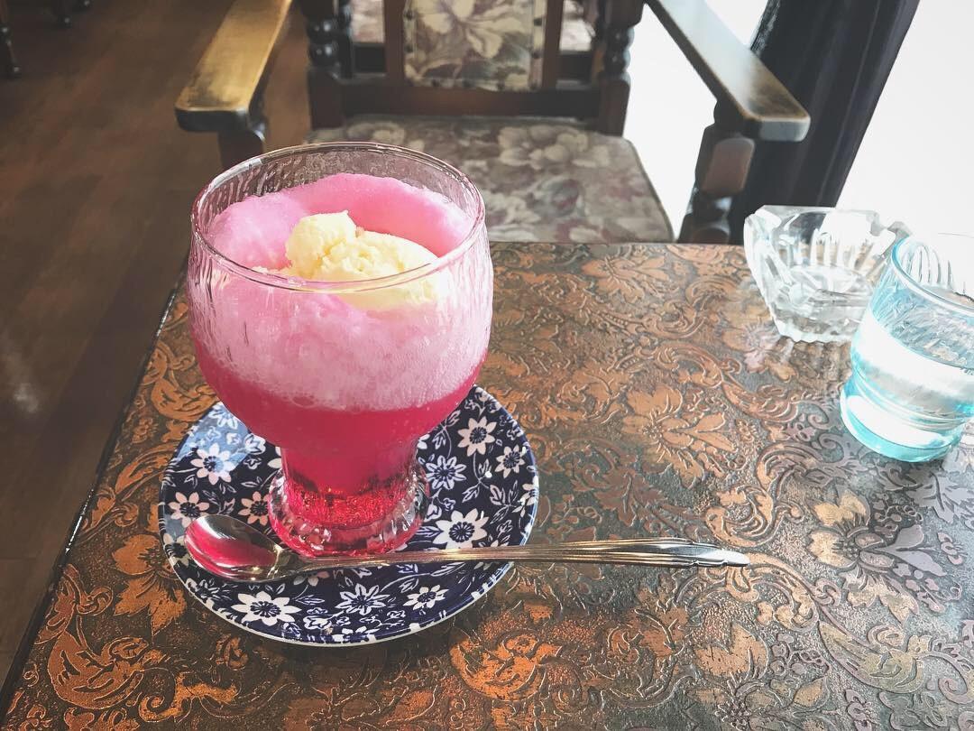 長崎カフェ巡り【ルパン】
