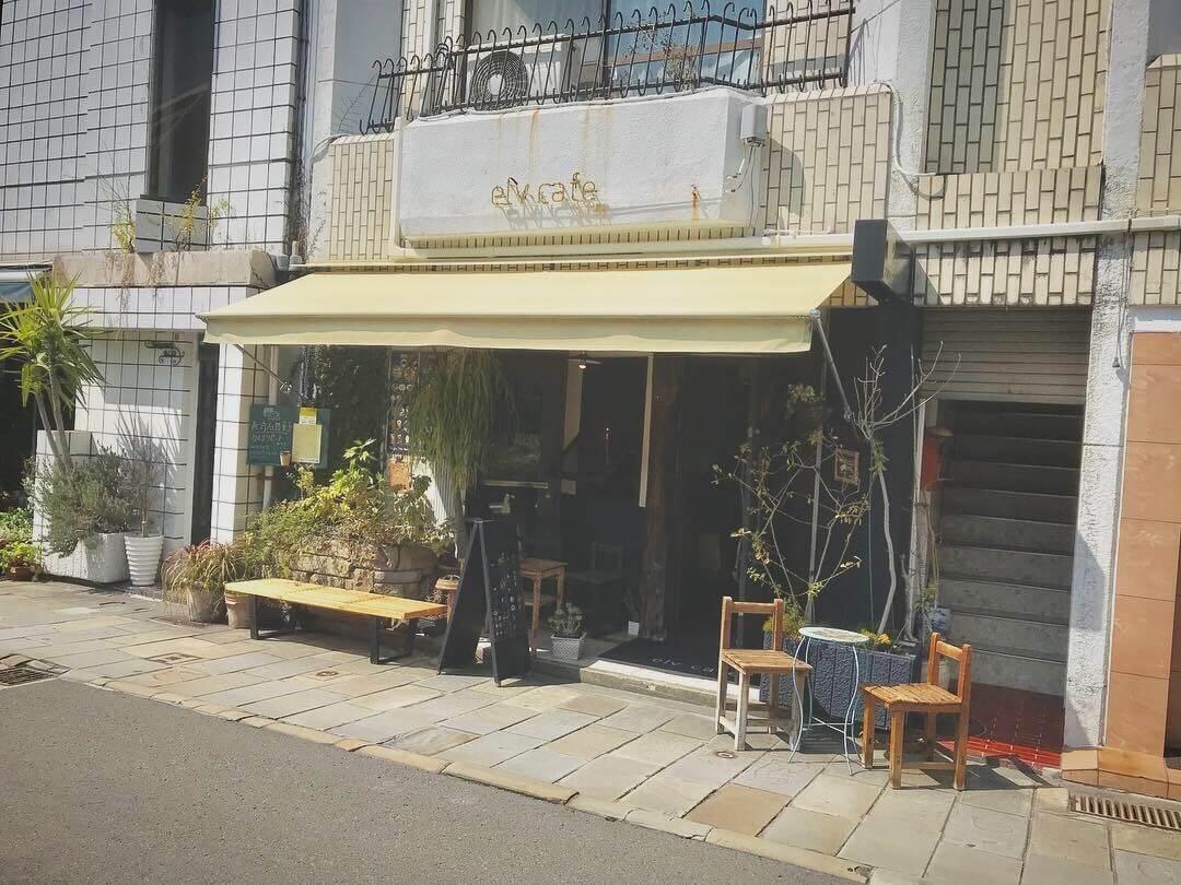 長崎カフェ巡り【elv cafe】