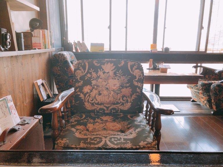 新大工町の古民家カフェ『キジマ』