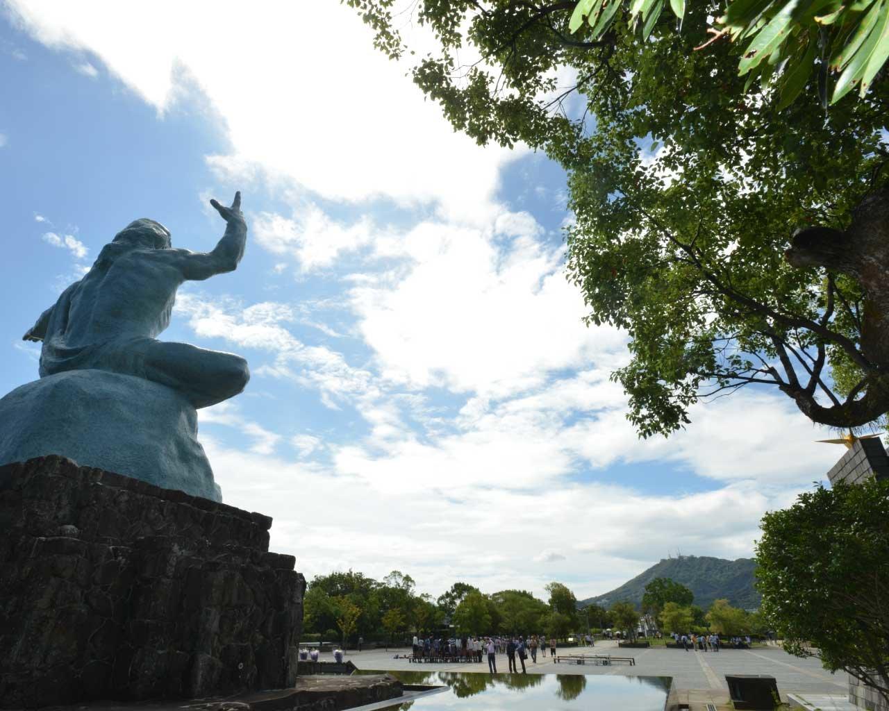 8月9日に訪れる長崎 平和関連行事