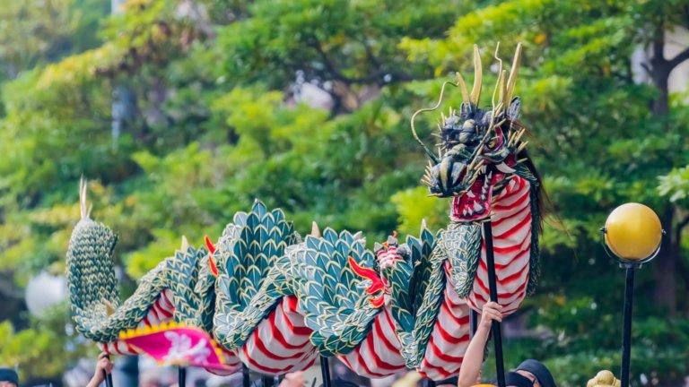 日本三大祭「長崎くんち」