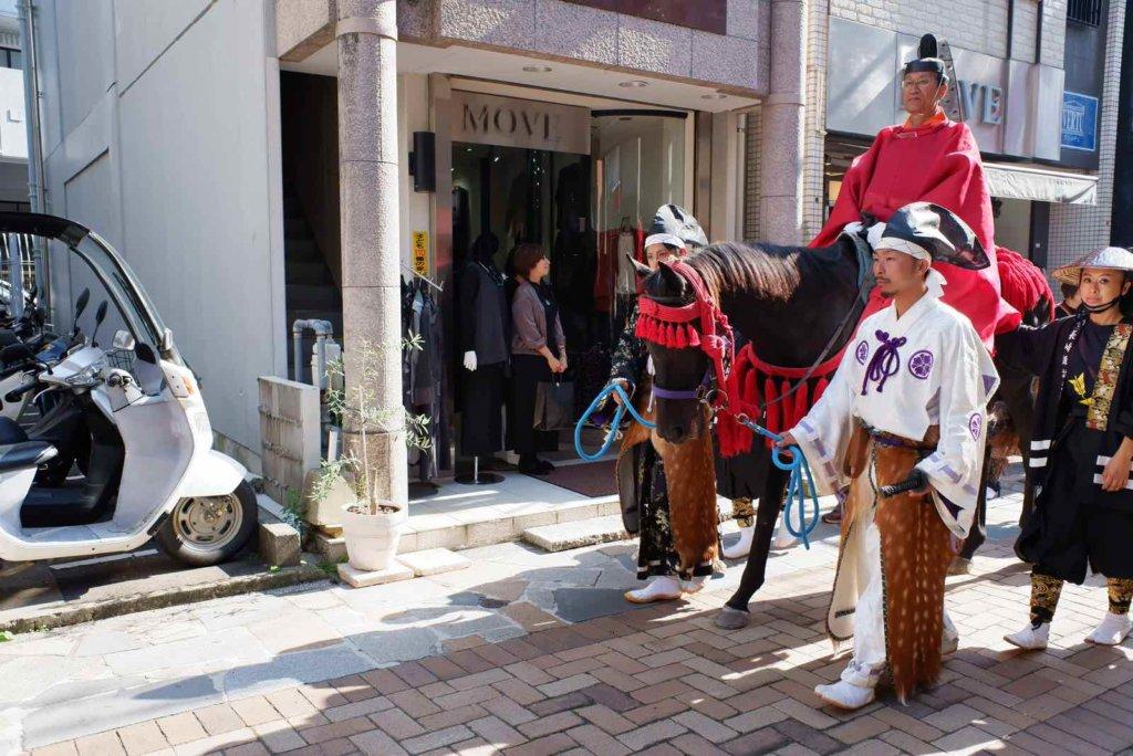 国指定重要無形民俗文化財「長崎くんち」